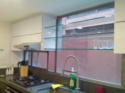 instalacion mueble alto cocina