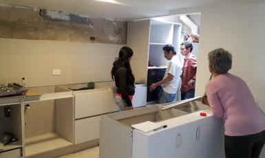 instalacion muebles cocina